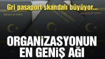 'Gri pasaport organizasyonunun geniş ağı Bursa'da'