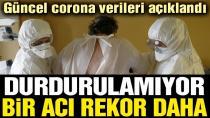 Güncel corona virüsü verileri açıklandı! (30 Nisan 2021)