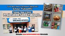 Tuzla Barış Manço Ortaokulu Öğrencileri Çıtayı Yükseltti!