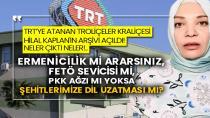 TRT'ye atanan troliçeler kraliçesi Hilal Kaplan'ın arşivi açıldı! Neler çıktı neler!.. Ermenicilik mi ararsınız, Fetö sevicisi mi, Pkk ağzı mı yoksa şehitlerimize dil uzatması mı?