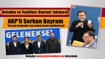 Belediye ve Teşkilata 'Bayram' takviyesi!